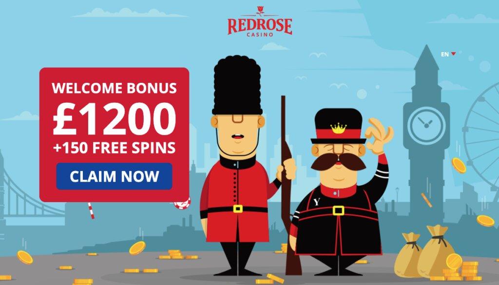 redrose-casino-welcome