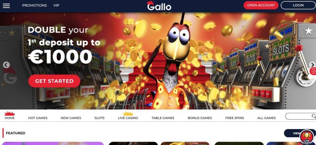 gallo-welcome